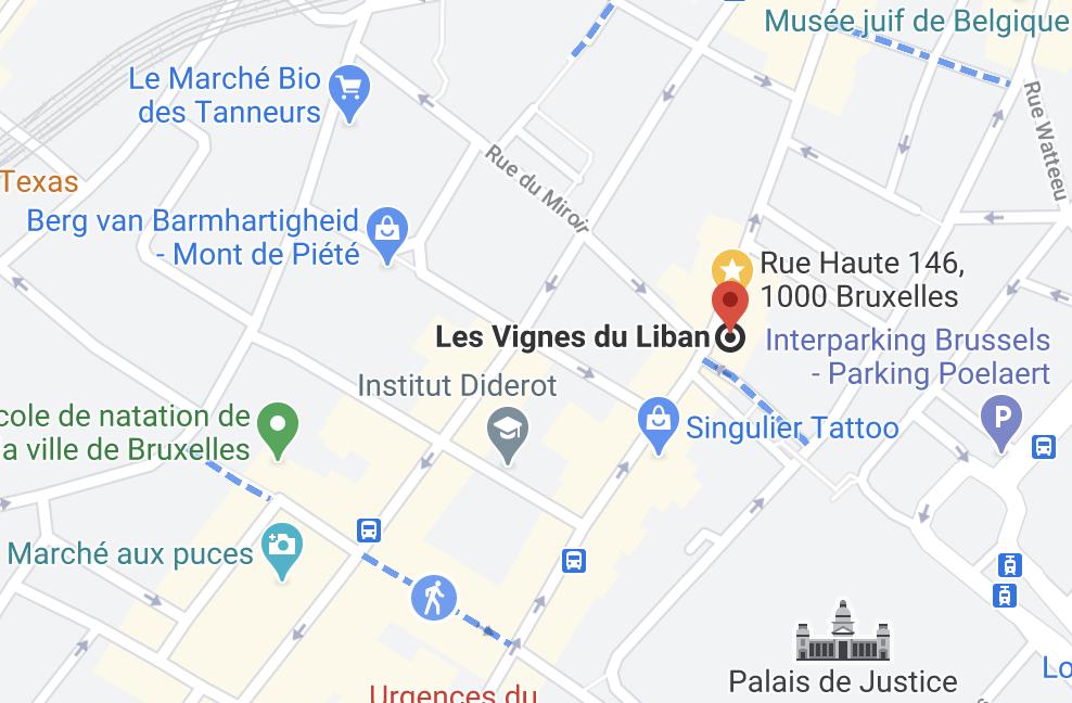 les vignes du liban rue haute 152